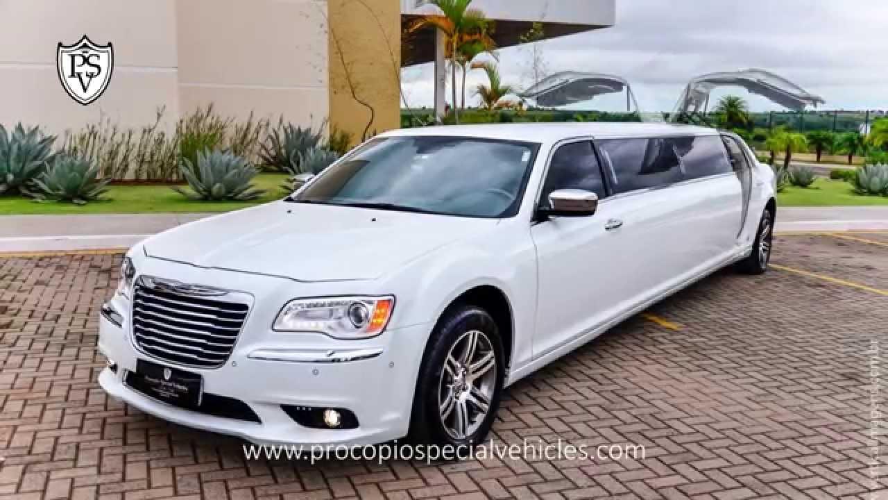 chrysler 300c limousine procopio special vehicles gull. Black Bedroom Furniture Sets. Home Design Ideas