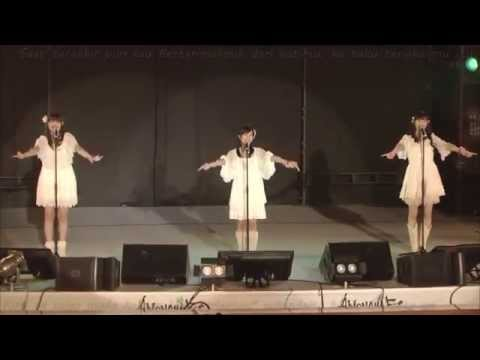 Anohana - Secret Base Live. indonesia lyric HD