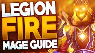 Legion Fire Mage PvP Guide - Venruki - Patch 7.0