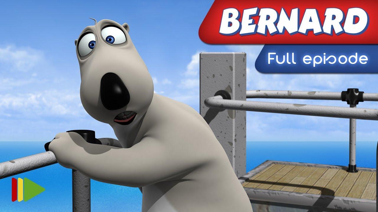 Bernard Bear (HD) - 07 - Diving Board