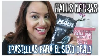 Video Las famosas HALLS NEGRAS | Pastillas de Menta para el Sexo Oral | Silviad8a download MP3, 3GP, MP4, WEBM, AVI, FLV Juli 2018