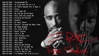Best Songs Of Tupac Shakur Full Album - Tupac Shakur Greatest Hits - Best of 2pac Hits Playlist