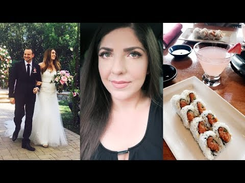VLOG | California Trip, Friend's Wedding, Happy Hour, Date Night
