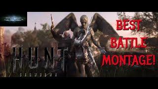 Hunt ShowDown Best Battle Montage