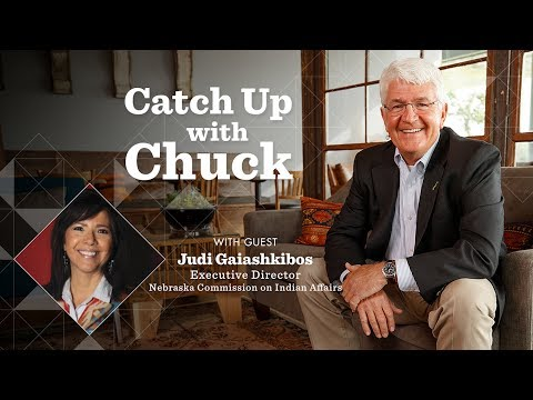 Catch Up With Chuck | Episode 11 | Building Hope in Native American Communities