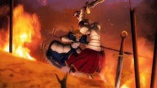 Fate/Zero - ED1 | MEMORIA - 藍井エイル | 中日雙語�...