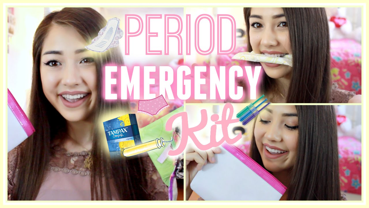 Image result for female period kits