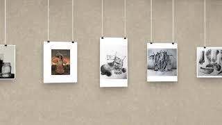 Delgado's Visual Design II Virtual Gallery 2020