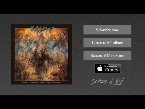 Inquisition - Across The Abyss Ancient Horns Bray