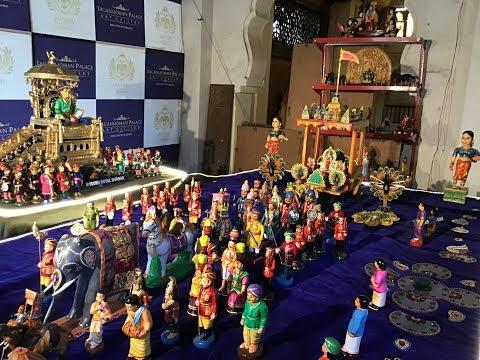 Jaganmohanam One Lakh Mega Doll Exhibition  At Jaganmohan Palace Mysore 2018