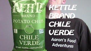 Kettle Brand Chile Verde Chips | Spicochist Reviews