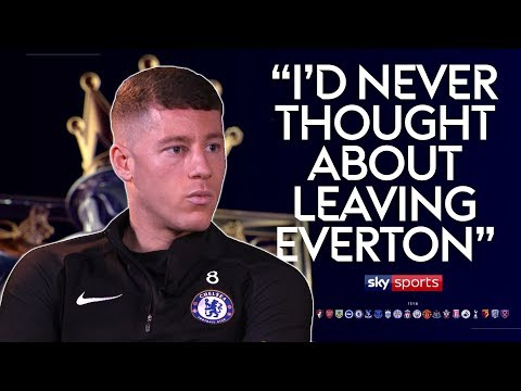 Ross Barkley on moving to Chelsea & his aim to be world class | Sky Sports Football