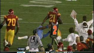 USC RB #21 Allen Bradford Highlights 2010