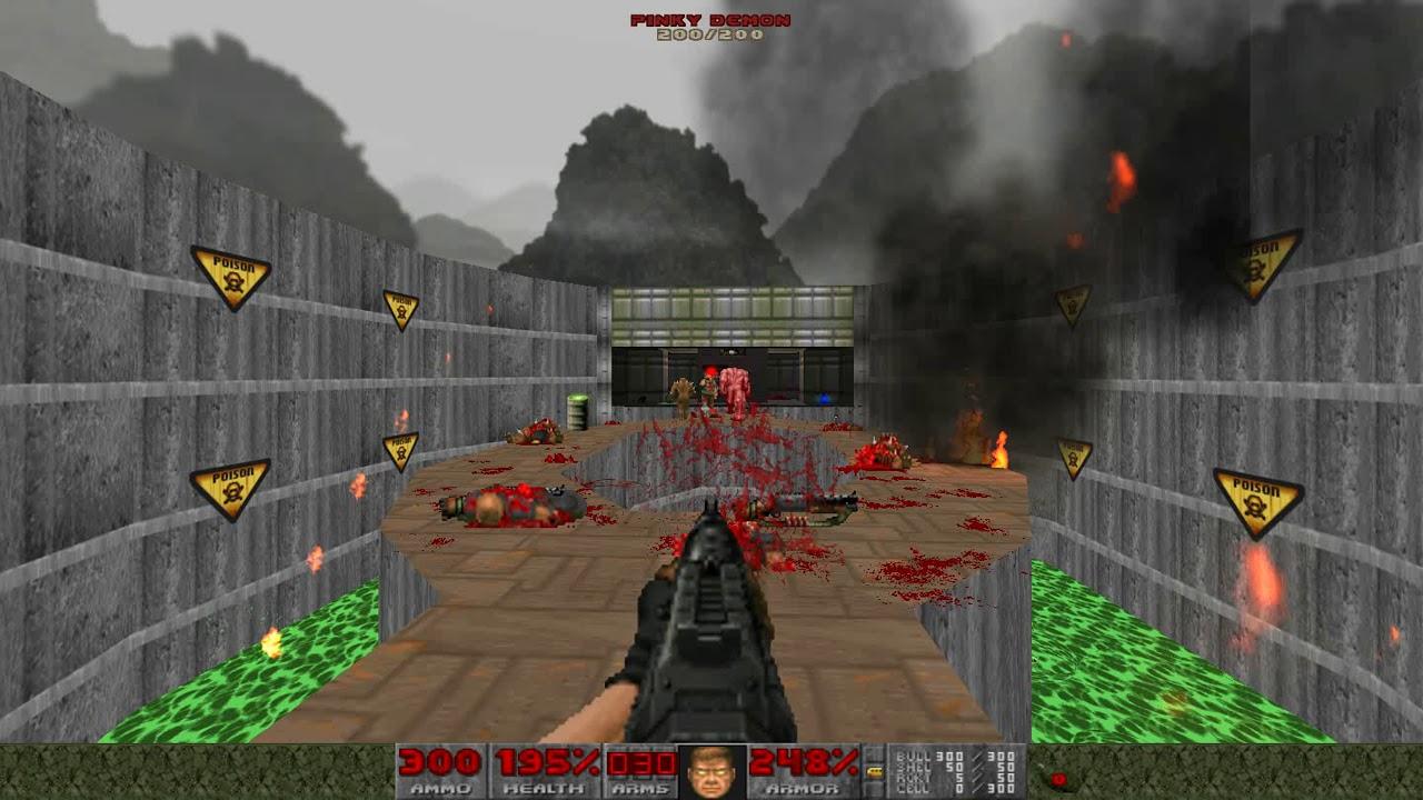 The Ultimate Doom - [Brutal Doom 21] -