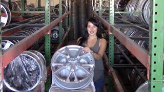 Factory Original Nissan NV Rims & OEM Nissan NV Wheels – OriginalWheel.com
