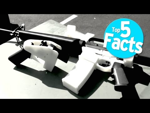 Top 5 Facts about DIY Weapons