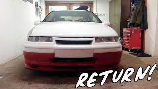 Return of Calibra (Part 1)