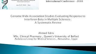 Genome Wide Association Studies Evaluating Response to Interferon Beta in Multiple Sclerosis thumbnail