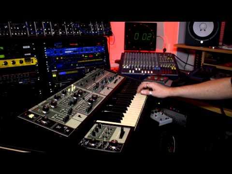 Roland SH-7 Ringmodulator Melody