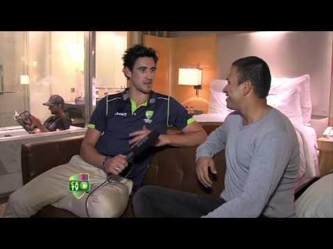 Starc's sub-continent stories - Usman Khawaja