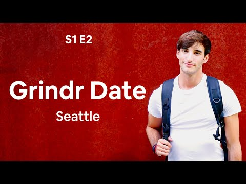 S1 E2: Grindr Date In Seattle | The Gay Explorer