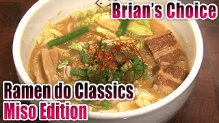 American ramen expert Brian is on a quest for the ultimate ramen in...