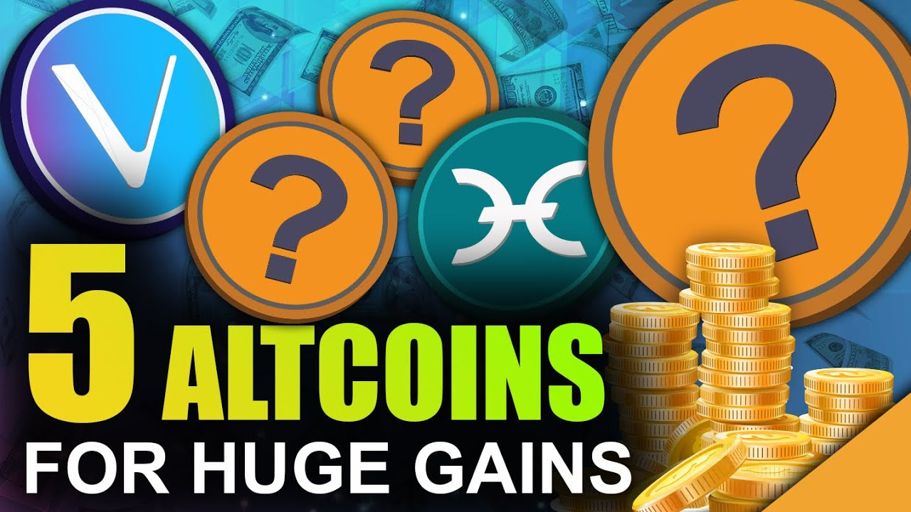 Download 5 CHEAPEST Altcoins to Make You RICH (Under a Penny)
