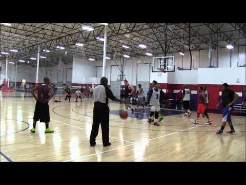 Sharpshooters vs Carvin Jones Playoffs 2 25 15