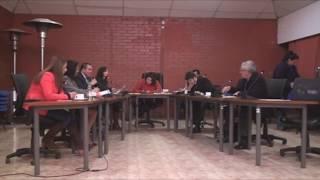 Concejo Municipal Jueves 10 de Mayo - El Quisco 2018
