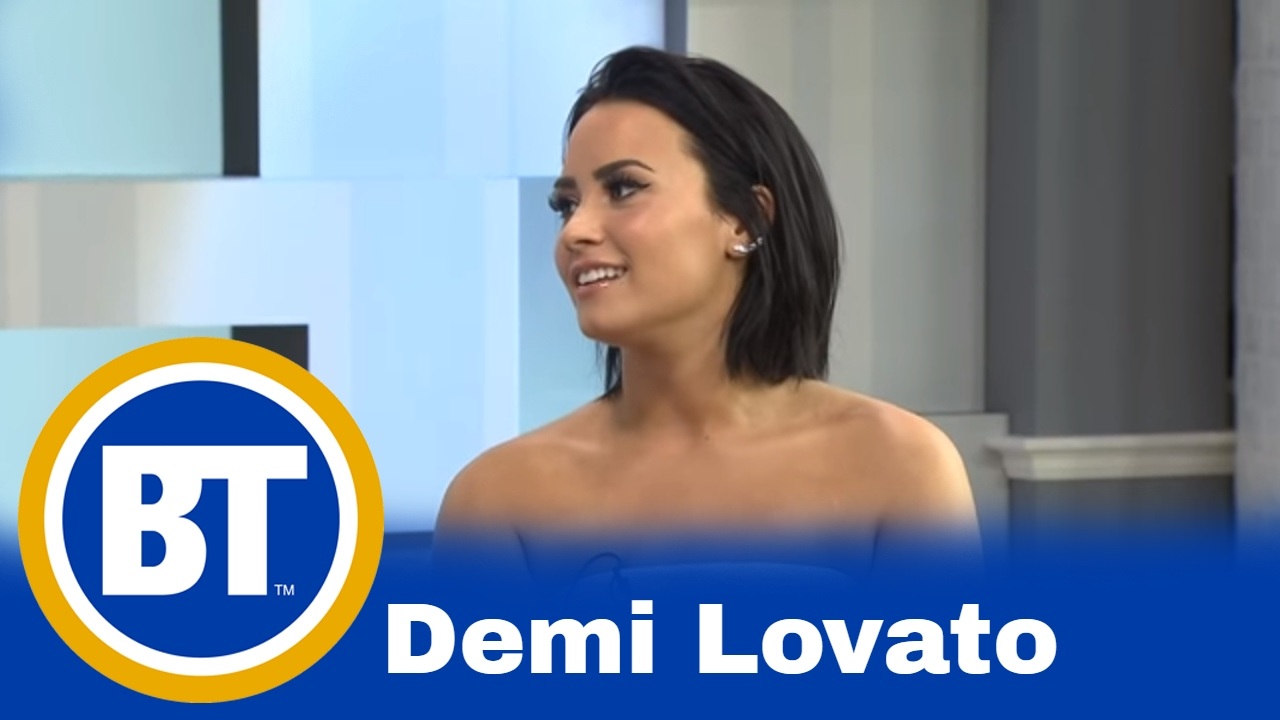 Demi Lovato Answers Our Rapid Fire Questions
