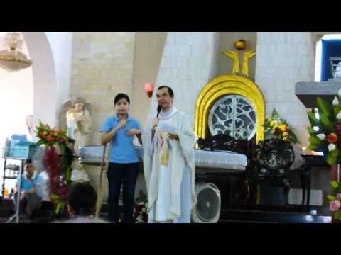 Chứng nhân Lòng Thương Xót của Chúa trưa 18.8.2011 - NT Chí Hòa ( P2 )