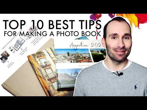 TOP 10 TIPS FOR MAKING A PHOTO BOOK
