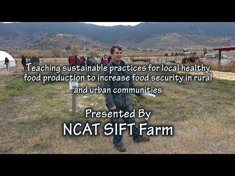 NCAT Sift Farm