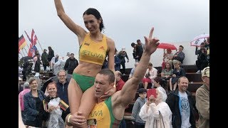 Wife Carrying World Championships Finland 2019