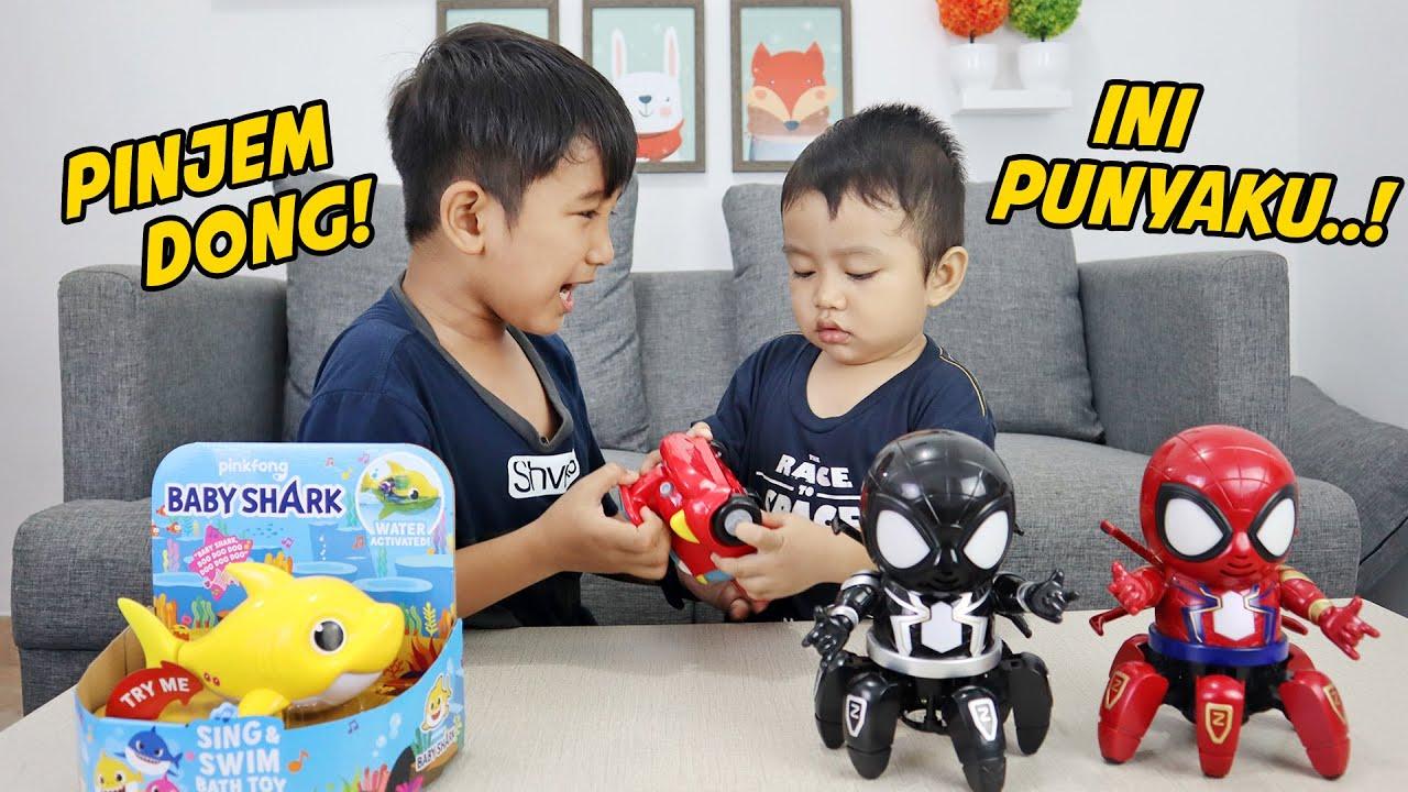 Download Ziyan dan Kyo Rebutan Mainan Baru