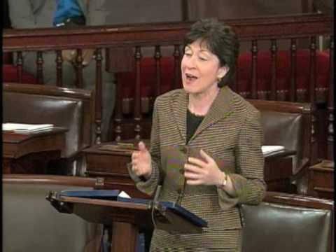 Senator Collins on Hillary Clinton confirmation