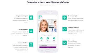 Econcoursinfirmier.fr : préparation en ligne au concours infirmier.