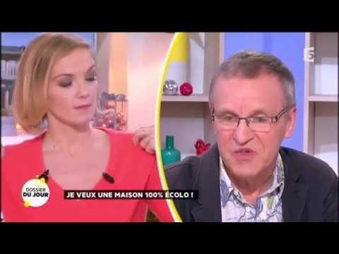 La quotidienne   Saison 3   Une maison 100 % bio France 5 2015 12 18 11 45