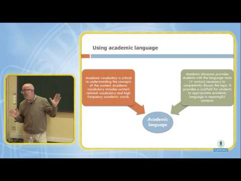 Teaching academic content through English in Higher Education