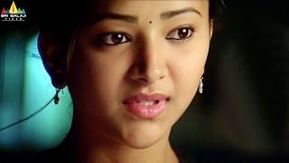 Kotha Bangaru Lokam Movie Scenes | Varun Sandesh and Swetha Basu About Love | Sri Balaji Video