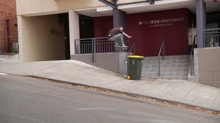 VOLCOM / THRASHER - SOTY Oz Trip - Grant Taylor and friends