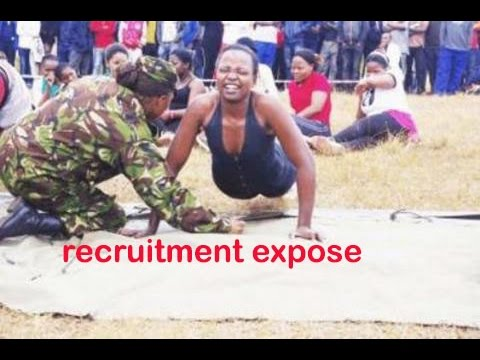 The Umbutfo Swaziland Defence Force  to conduct recruitment expose