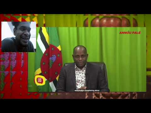 PRIME MINISTER TELLING DOMINICA STUDENTS IN CUBA TO STOP COM
