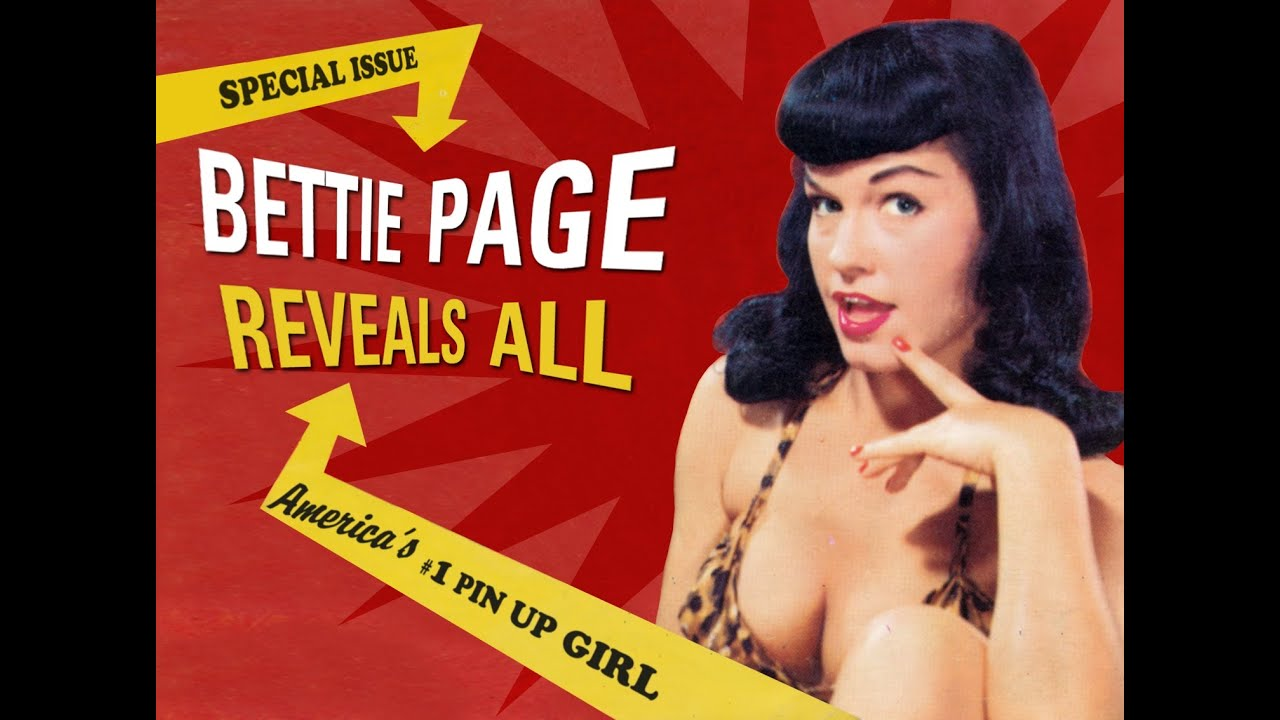 Download Bettie Page Reveals All Trailer