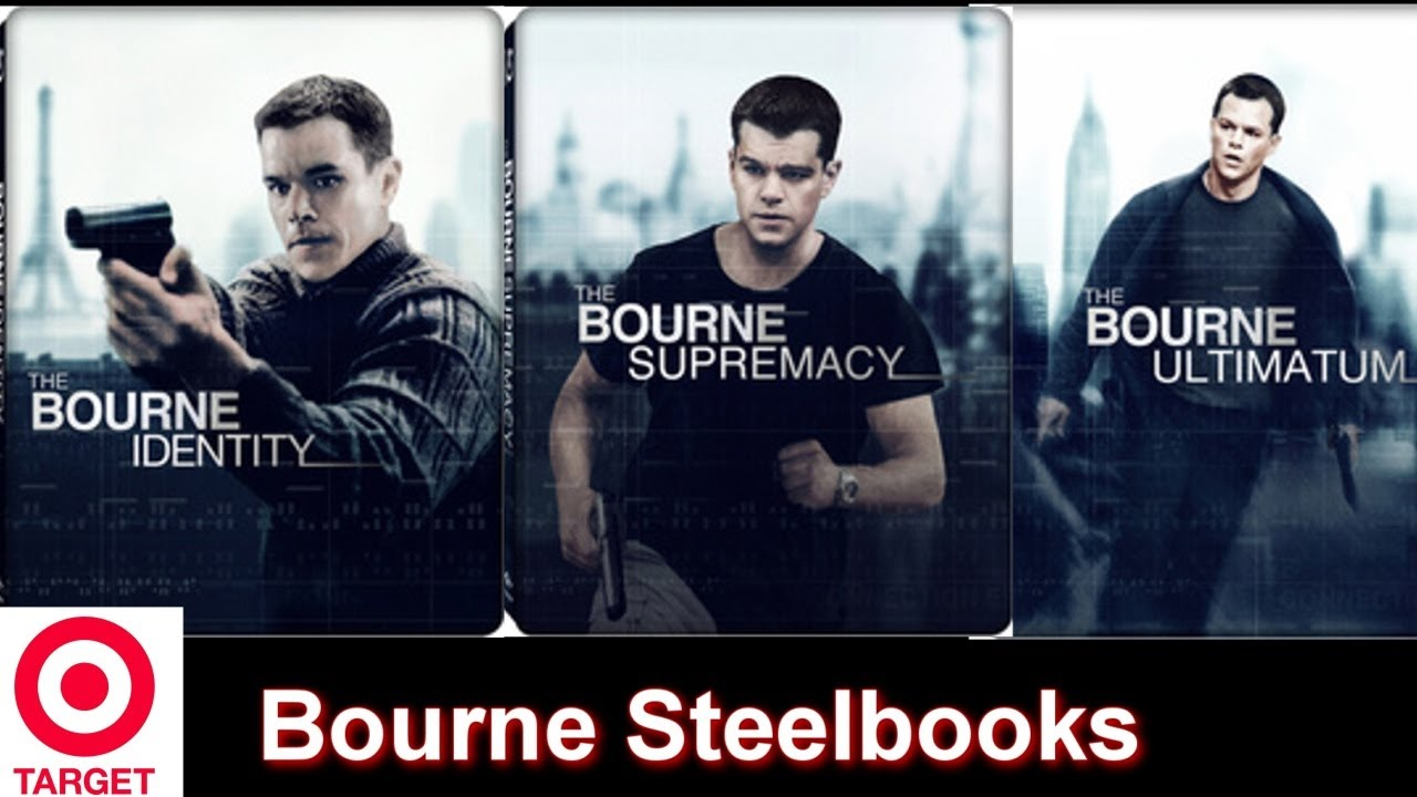 the bourne ultimatum book pdf