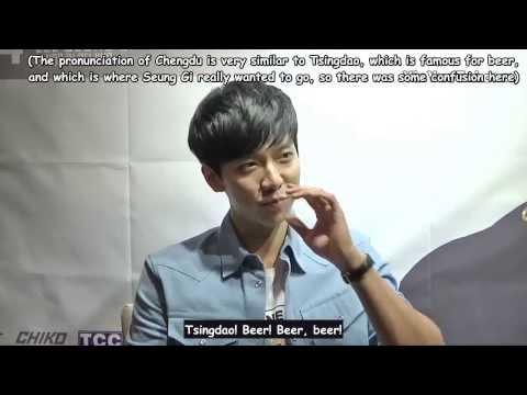 Engsub 2014 03 07 Lee Seung Gi Beijing FM Interview