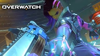 Introducing Sombra - Official Overwatch Character Trailer | BlizzCon 2016