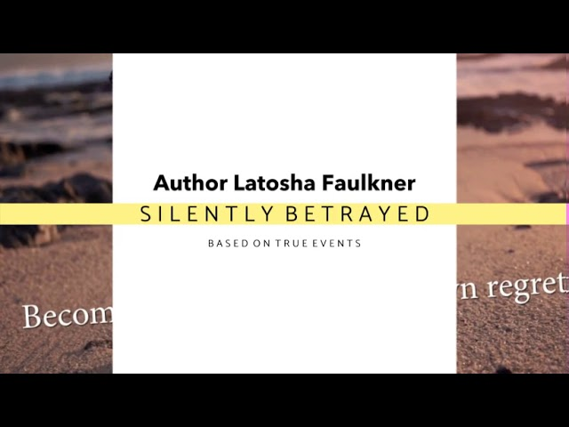Silently Betrayed -New Book Release