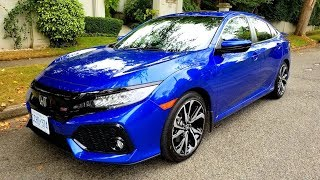 Honda Civic Si Review--THE BEST CIVIC TO GET