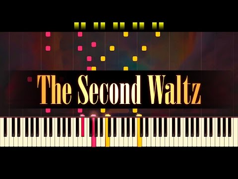 The Second Waltz (Piano) // SHOSTAKOVICH